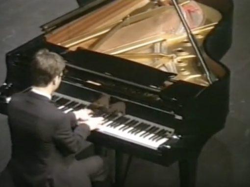 Gabriel Pierné – Etude de concert Op. 13