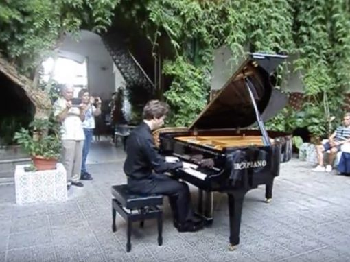 Franz Liszt – Waldesrauschen