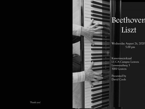 "Ludwig van Beethoven – Piano Sonata Op.31 No.2 ""Der Sturm"""